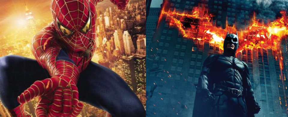 Which super hero trilogy was more iconic?