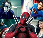 Are you tired of superhero movies?