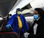Will masks no longer be required on flights before or after August?