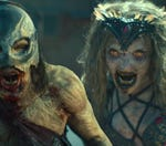Who is your favorite Zombie from Zack Snyder's Army of the Dead, Zeus or the Alpha Queen?