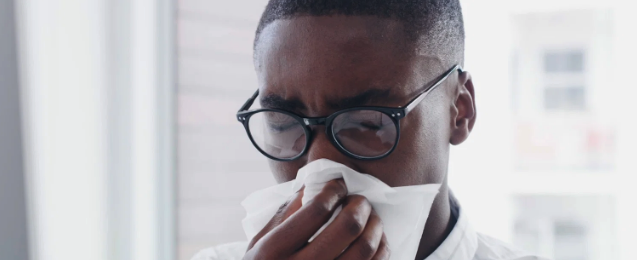 How do your allergies feel this year?