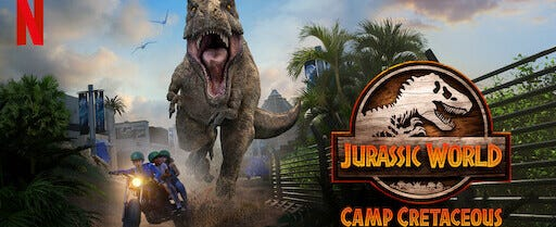 Do you think Netflix's Jurassic World: Camp Cretaceous stacks up against the live action franchise?