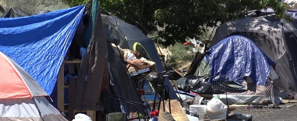 Do you think there should be a permanent location for the houseless to camp? If so, where?