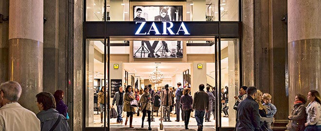 Is ZARA the best place to shop for trendy clothes this summer?