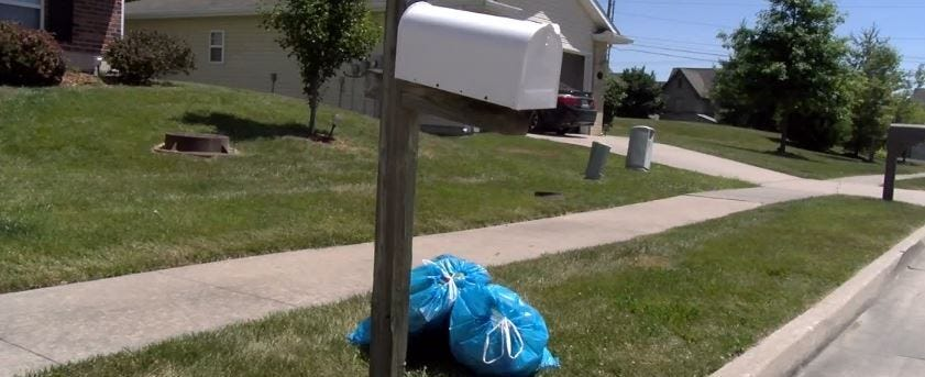 Is Columbia's trash bag voucher system working well?