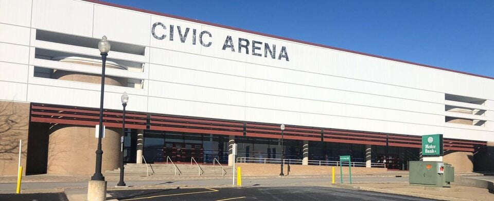 Should Civic Arena get money from a proposed half-cent parks tax in St. Joseph?