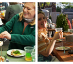 What is your favorite thing about the Jack's Abby Beer Garden?