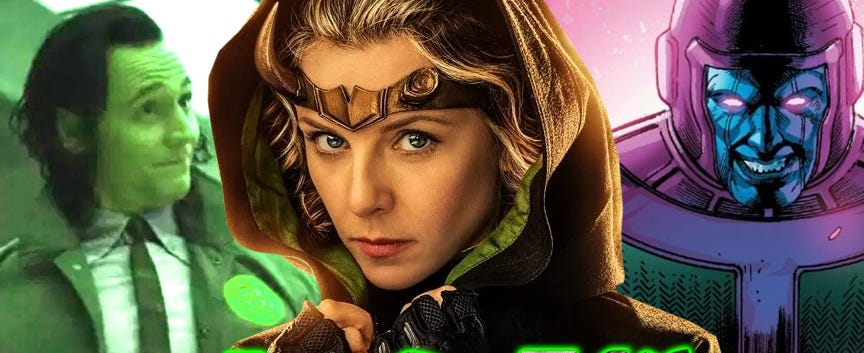 Loki Season 1: Do you think Sylvie is a former TVA agent out for revenge against the TVA?