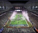 Would you pay over $1000 for a Superbowl ticket?