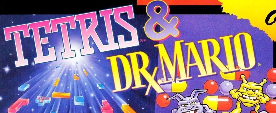 Better puzzle game: Tetris vs. Dr. Mario