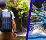 Do you have anything that's solar powered?