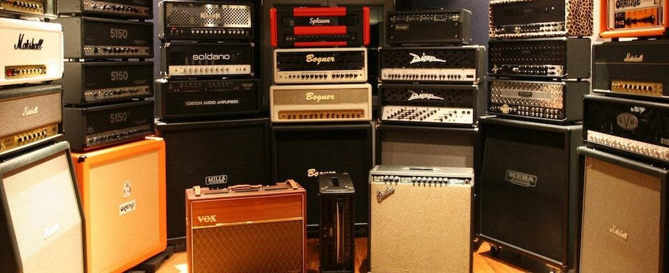 Tube Amps or Solid State Amps?