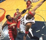 Are these the top 5 in-game dunkers in NBA history - Jordan, Erving, Lebron, Carter, and Wilkins?