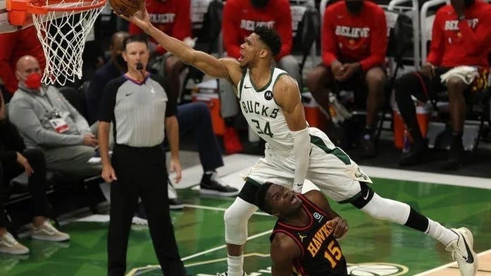 Does Giannis belong in the greatest big men conversation with Shaq and Wilt?