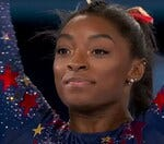Do you think Simone Biles will go on to compete in the individual events?
