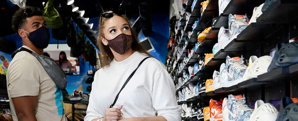 What do you think of the CDC's new mask guidance?