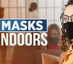 Will you wear a mask once again while out shopping?
