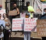 Should an eviction moratorium be extended?