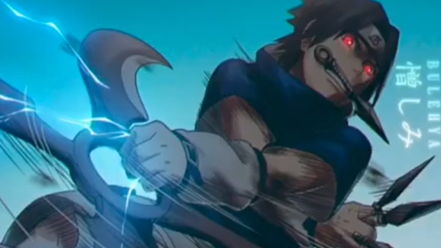 who would win in a fight  god mode fused with baryon mode naruto  or Saitama full power