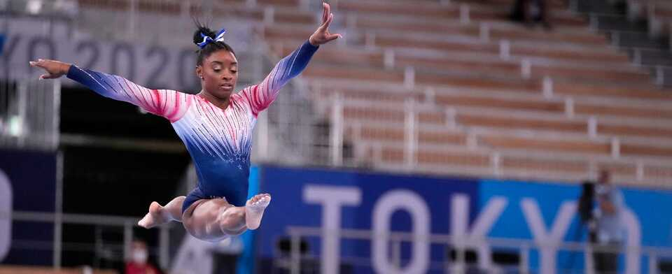 Would you like to see Simone Biles compete in the 2024 Paris Olympics?