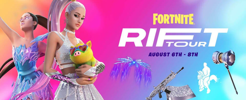 Are you buying the Ariana Grande set in Fortnite???