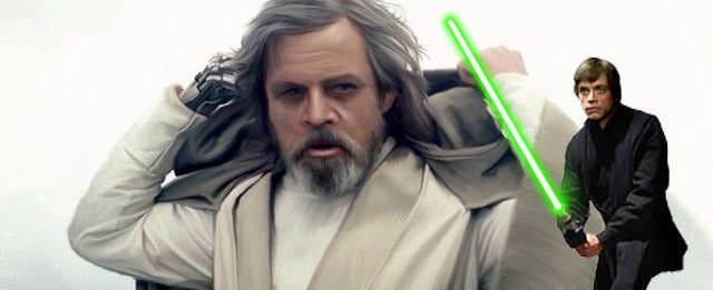 Who's portrayal of Luke Skywalker is better?