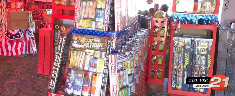 Would you support a permanent fireworks ban where you live?