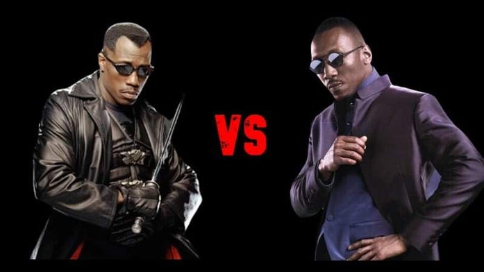 Rumours of a Blade (Snipes) vs Blade (Ali) cameo in the new movie! Do you wanna see this happen?