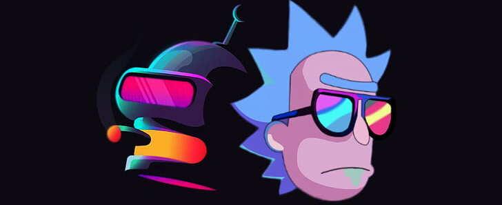 Better Sci-Fi cartoon: Futurama vs. Rick and Morty?