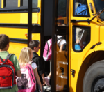 Have your kids experienced long school bus wait times?