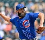 Can Jake Arrieta bring the heat for the San Diego Padres?