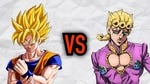 Who would win giorno or goku?