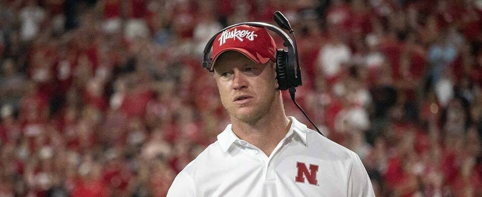 Are you concerned about the investigation into the Husker's use of analysts and off-campus workouts?
