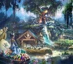 Are you excited about the updated Splash Mtn, featuring characters from 'The Princess and the Frog?