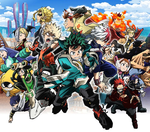 How do you want the My Hero Academia: World Heroes Mission Movie to release in the US?