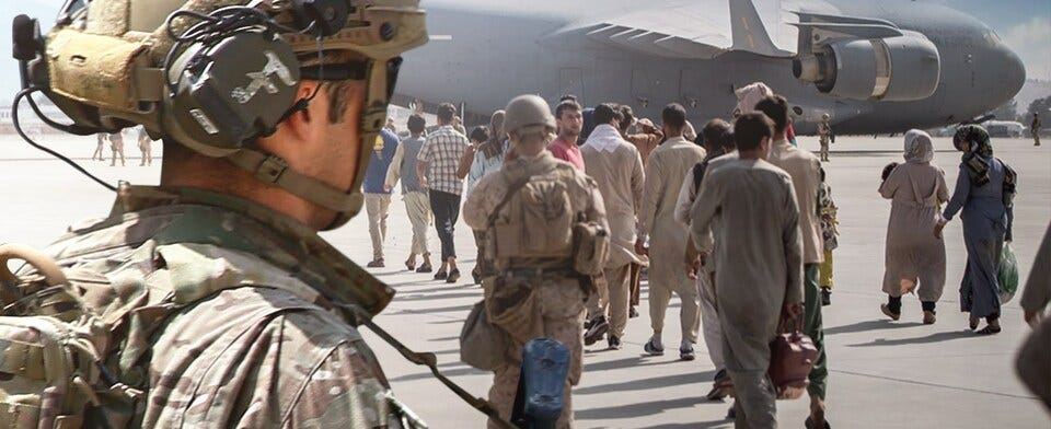 Should American forces stay in Afghanistan beyond Aug. 31?