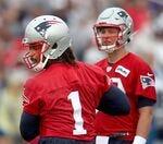 Should the Patriots start Mac Jones over Cam Newton at QB?