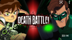 Green lantern versus Ben 10 who would win in a fight