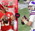 Would you rather have Patrick Mahomes or Josh Allen in fantasy this season?