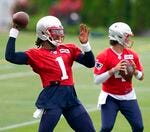 Who is a better fit for the Pats QB?