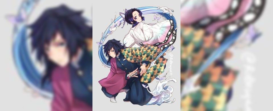 Would you rather fight Giyuu or Shinobu?