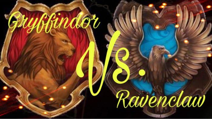 Round 2…Which Hogwarts House?