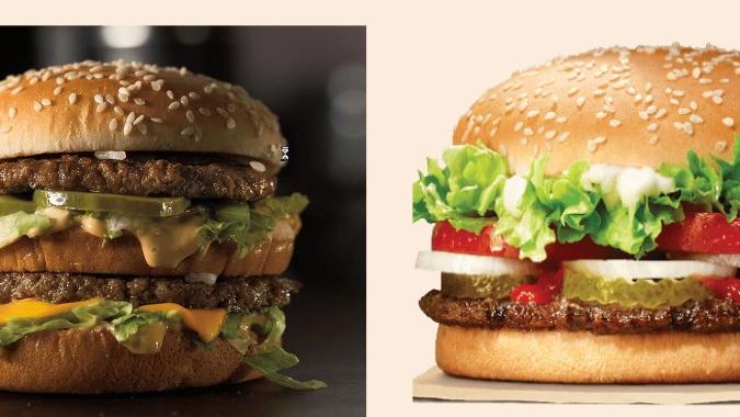 Best fast food hamburger?