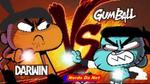who wins GUMBALL VS. DARWIN