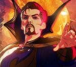 What If...? Ep 4: Do you think Evil Doctor Strange is the Strange we see in the No Way Home trailer?