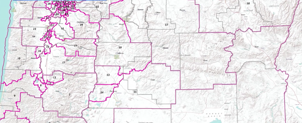 Do you care about Oregon's redistricting plans?