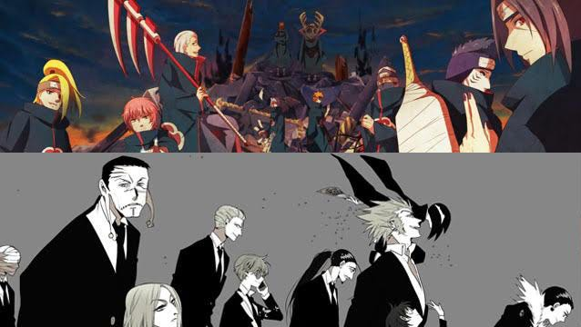 Which anime group is better??
