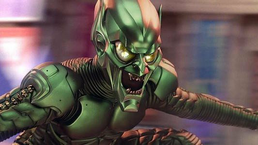 Do you think we'll see the original Green Goblin movie costume in No Way Home?