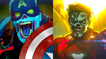 """Who is a more fearsome zombie in Marvel's """"What if...?"""""""