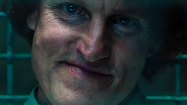 Was Woody Harrelson a perfect choice to play Carnage?